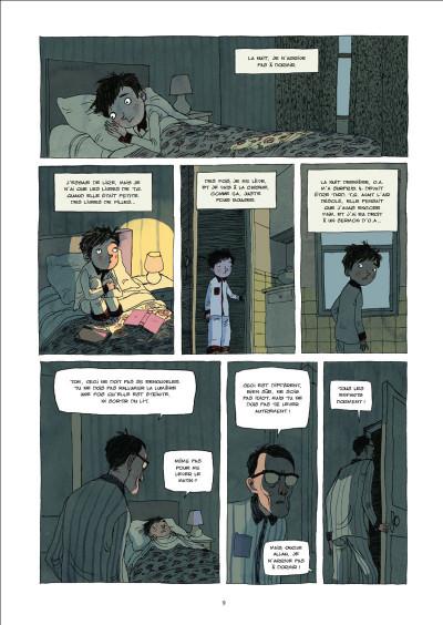 Page 7 Le Jardin de minuit