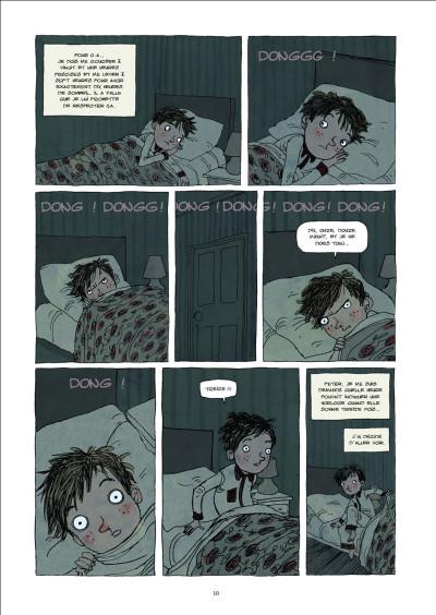 Page 8 Le Jardin de minuit
