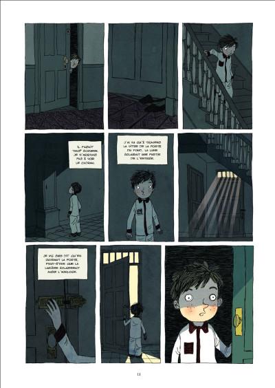 Page 9 Le Jardin de minuit