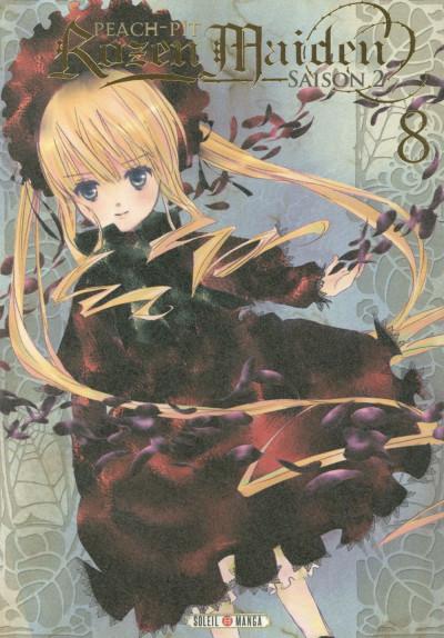 Couverture Rozen Maiden - Saison 2 tome 8