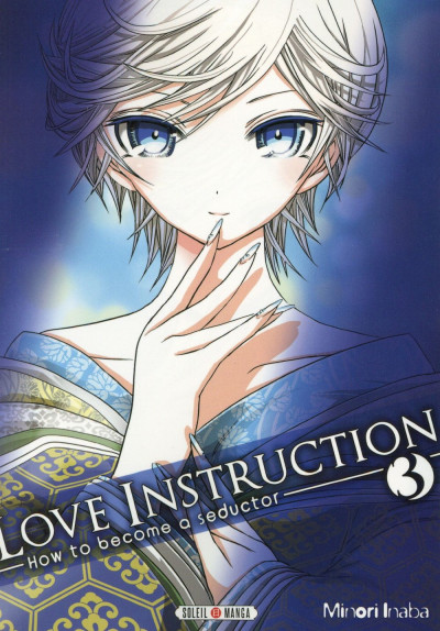 image de Love Instruction - How to become a seductor tome 3