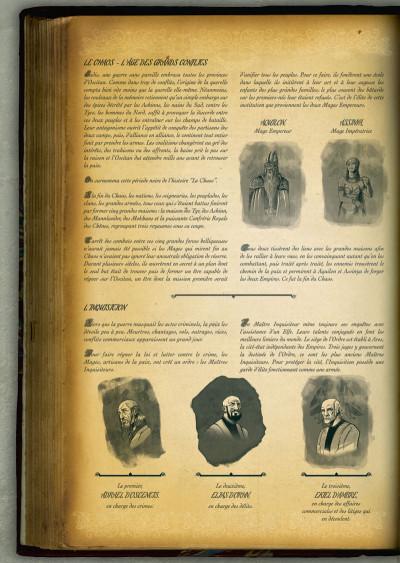 Page 1 Les Maîtres inquisiteurs tome 1