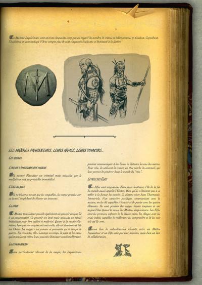 Page 2 Les Maîtres inquisiteurs tome 1