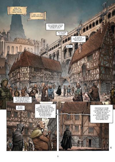 Page 3 Les Maîtres inquisiteurs tome 1