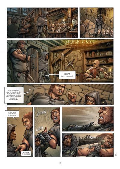 Page 4 Les Maîtres inquisiteurs tome 1