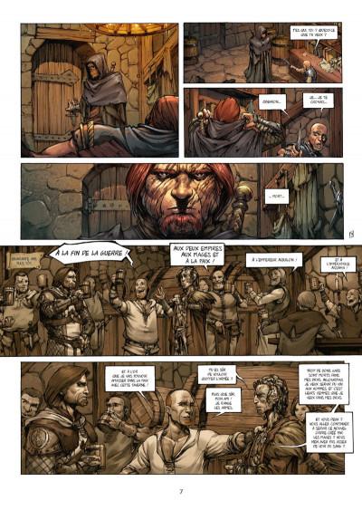 Page 5 Les Maîtres inquisiteurs tome 1