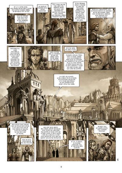 Page 7 Les Maîtres inquisiteurs tome 1