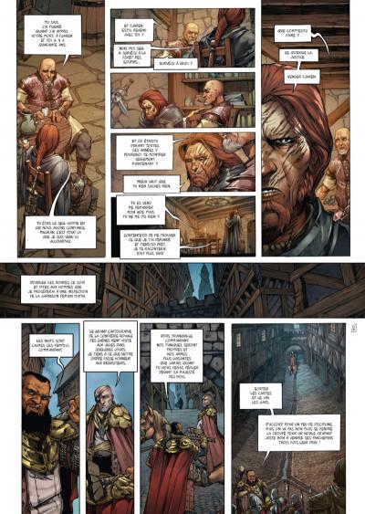 Page 8 Les Maîtres inquisiteurs tome 1