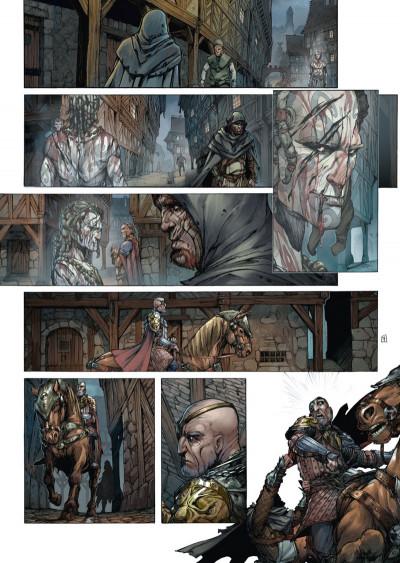Page 9 Les Maîtres inquisiteurs tome 1