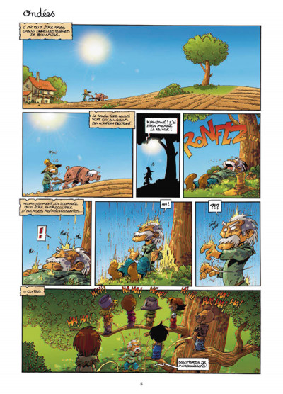 Page 3 Gnomes de Troy - Best of en 3D