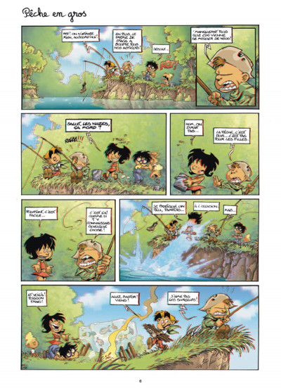 Page 4 Gnomes de Troy - Best of en 3D