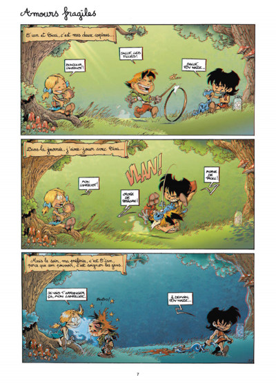 Page 5 Gnomes de Troy - Best of en 3D