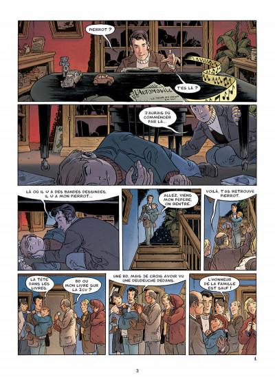 Page 4 Voitures de légende tome 2