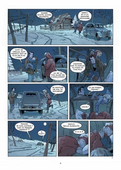 Page 5 Voitures de légende tome 2