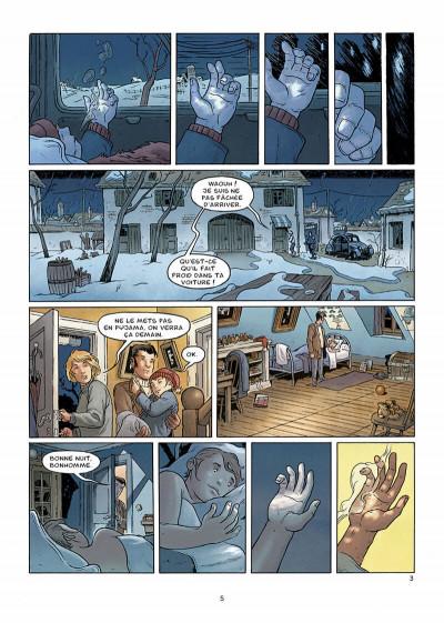 Page 6 Voitures de légende tome 2