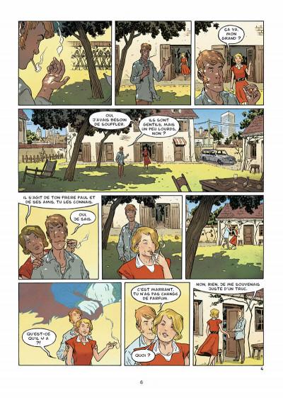 Page 7 Voitures de légende tome 2