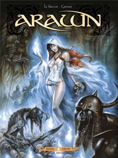 Couverture Arawn - Intégrale tome 4 à tome 6