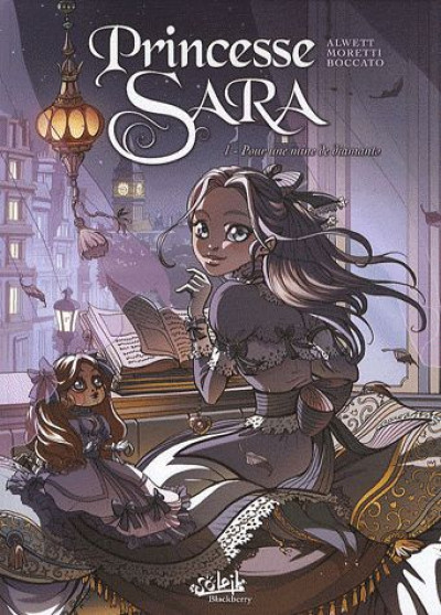 Couverture 48h - Princesse Sara tome 1