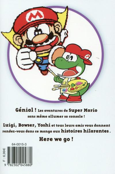 Dos Super Mario - Manga Adventures tome 4