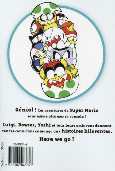 Dos Super Mario - Manga Adventures tome 5