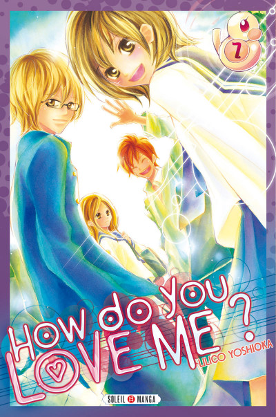 Couverture How do you love me ? tome 7