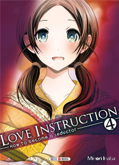 Couverture Love Instruction - How to become a seductor tome 4