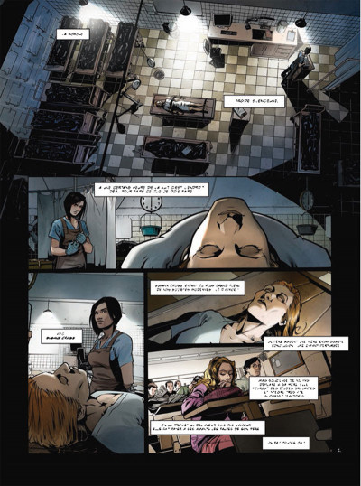 Page 3 Alice Matheson tome 1