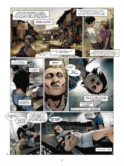 Page 4 Alice Matheson tome 1