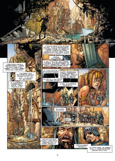 Page 2 La Geste des Chevaliers dragons tome 20