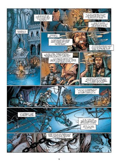 Page 3 La Geste des Chevaliers dragons tome 20