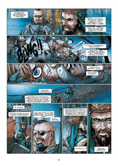 Page 4 La Geste des Chevaliers dragons tome 20