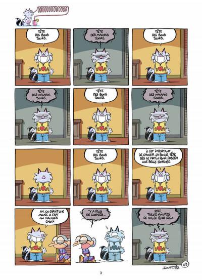 Page 4 Grippy tome 2 - Est à fond !