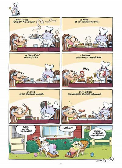 Page 5 Grippy tome 2 - Est à fond !