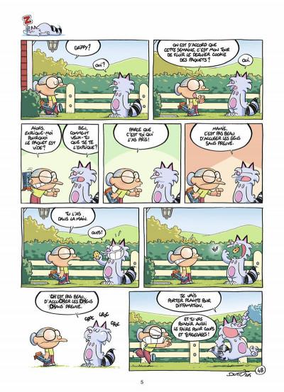 Page 6 Grippy tome 2 - Est à fond !