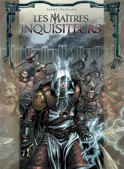 image de Les Maîtres inquisiteurs tome 2 - Sasmaël