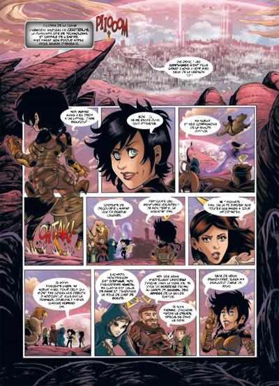 Page 4 Noob tome 10 - À la guerre comme à la guerre !