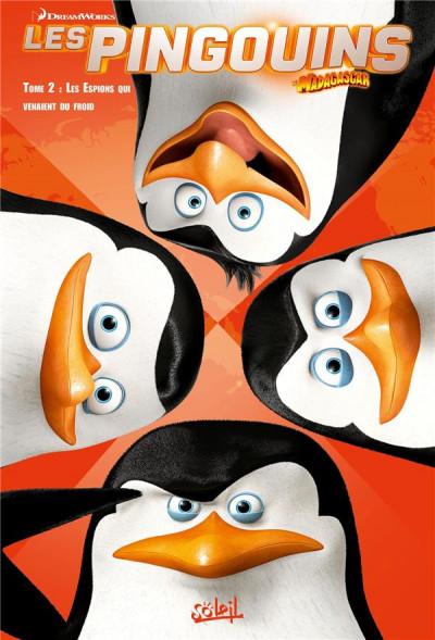 image de Les Pingouins de Madagascar tome 2 - Les Espions qui venaient du froid