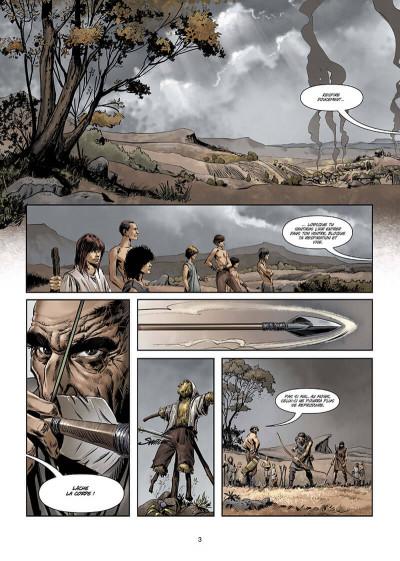 Page 2 Rédemption tome 2