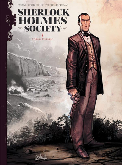Couverture Sherlock Holmes Society tome 1