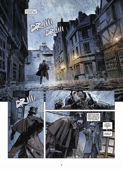 Page 4 Sherlock Holmes Society tome 1