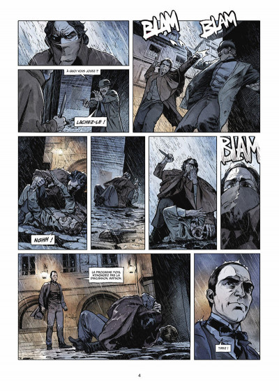 Page 5 Sherlock Holmes Society tome 1