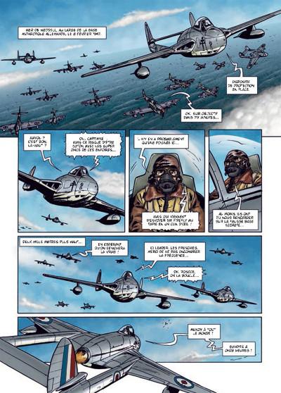 Page 1 Wunderwaffen tome 7