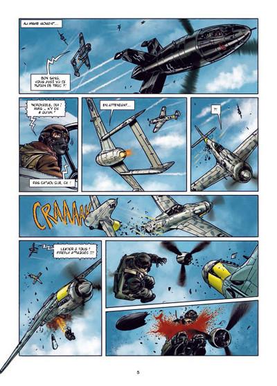 Page 3 Wunderwaffen tome 7