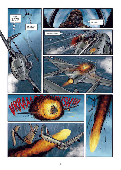 Page 4 Wunderwaffen tome 7