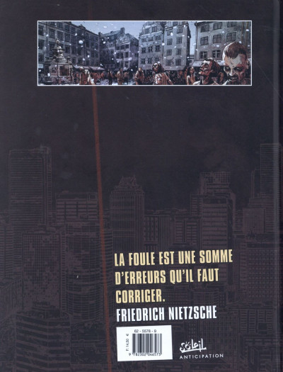 Dos Zombies Néchronologies tome 2