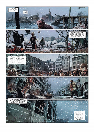 Page 1 Zombies Néchronologies tome 2