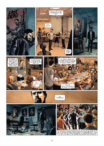 Page 2 Zombies Néchronologies tome 2