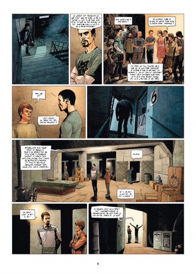 Page 3 Zombies Néchronologies tome 2