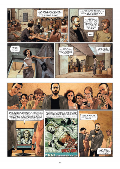 Page 4 Zombies Néchronologies tome 2