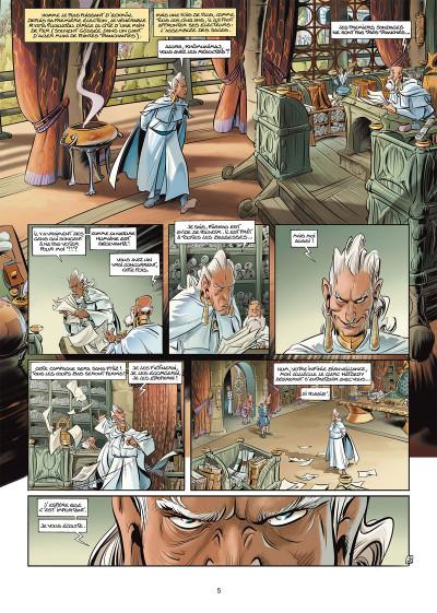 Page 3 Trolls de Troy tome 20